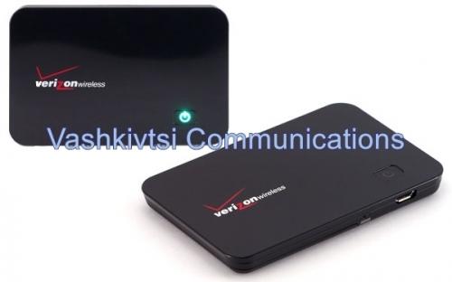 3G CDMA модем-роутер WiFi и точка доступа - Novatel MiFi 2200.